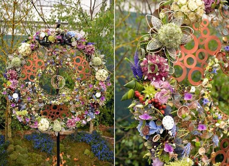 Μοντέρνα γλυπτική κήπου16