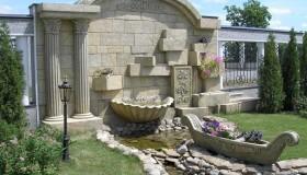 Μοντέρνα γλυπτική κήπου22