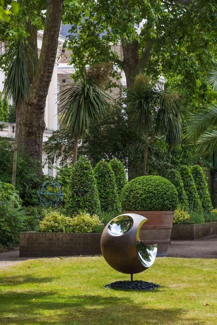 Μοντέρνα γλυπτική κήπου5