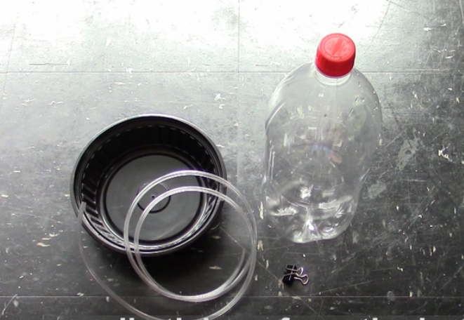 ενυδρείο από πλαστικό μπουκάλι2