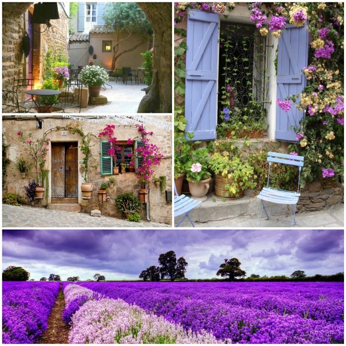 ιδέες σχεδιασμού κήπου στο γαλλικό στυλ1