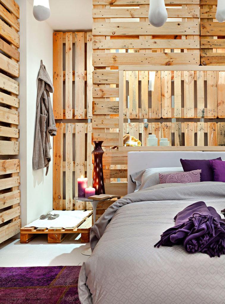 ιδέες τοίχου με παλέτες33