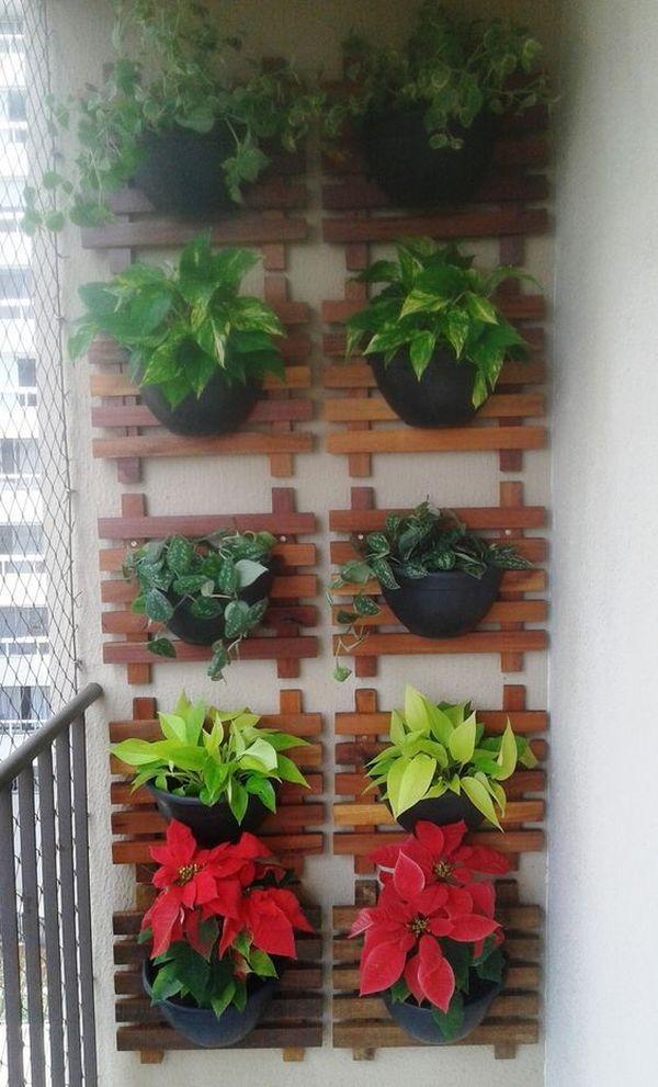 κήπος με λουλούδια στο μπαλκόνι11