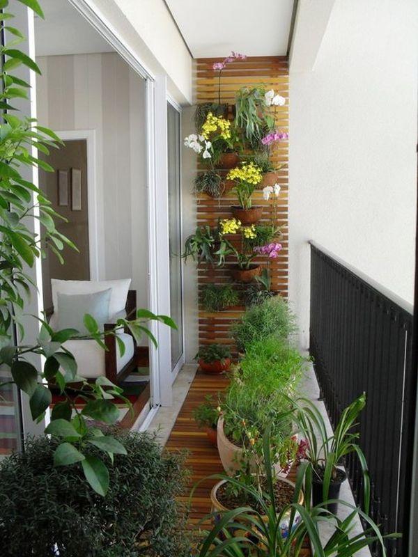κήπος με λουλούδια στο μπαλκόνι9