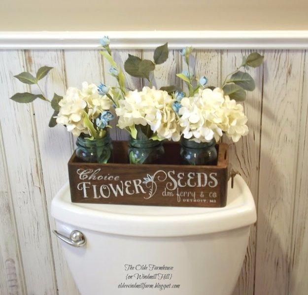 DIY Ιδέες για ντεκόρ στο μπάνιου1