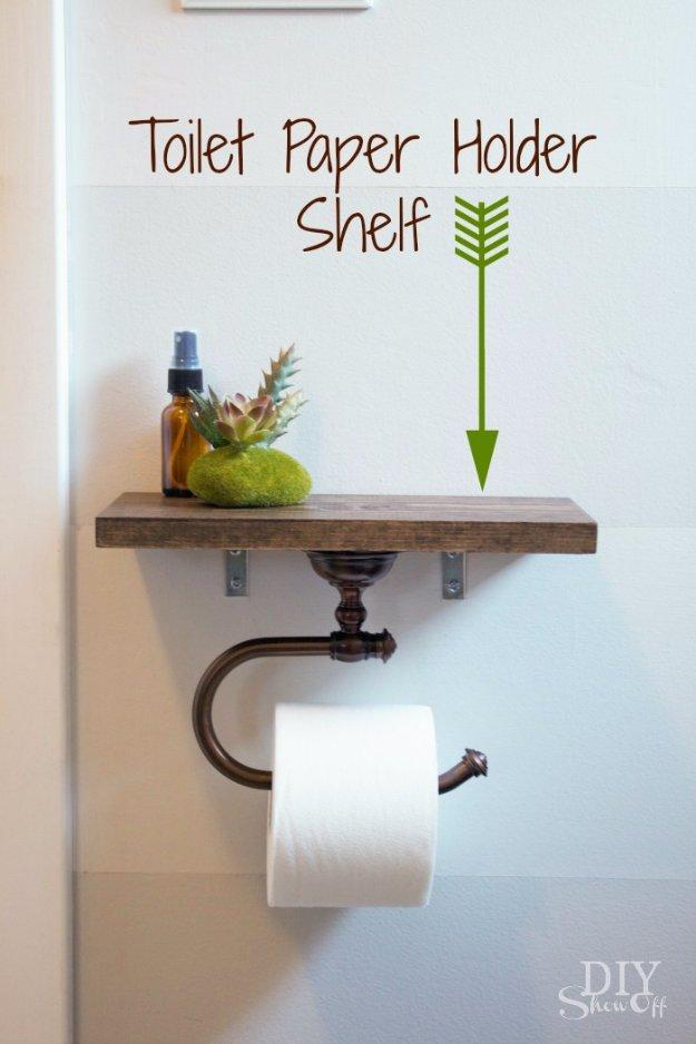DIY Ιδέες για ντεκόρ στο μπάνιου3