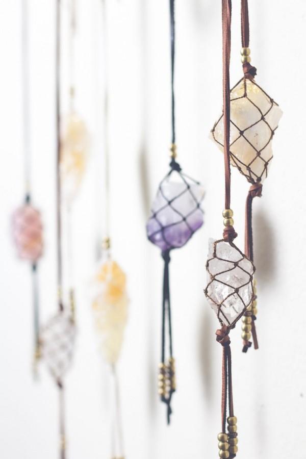 DIY Ιδέες διακόσμησης σπιτιού με βότσαλα9
