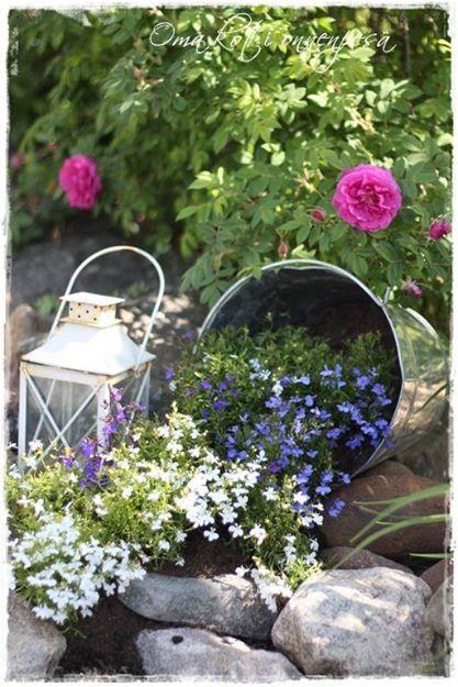 Έμπνευσμένες γλάστρες λουλουδιών11
