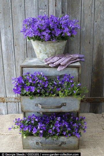 Έμπνευσμένες γλάστρες λουλουδιών19