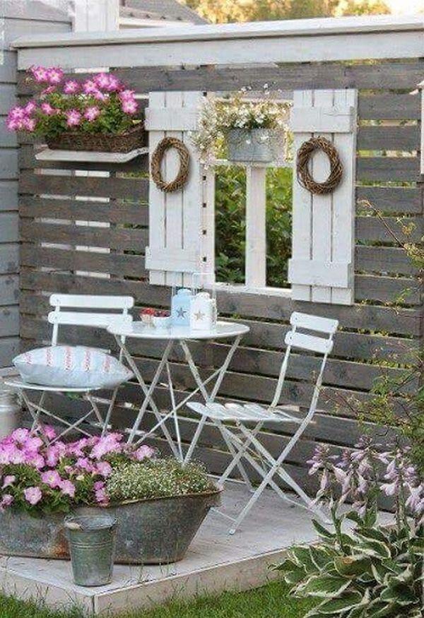 Ιδέες διακόσμησης κήπου1