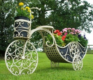 διάκοαμηση κήπου με ποδήλατα10