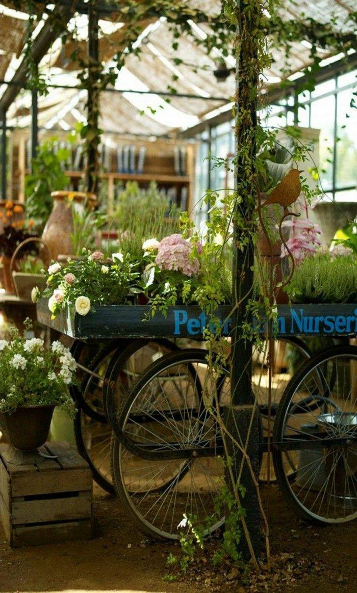 διάκοαμηση κήπου με ποδήλατα18