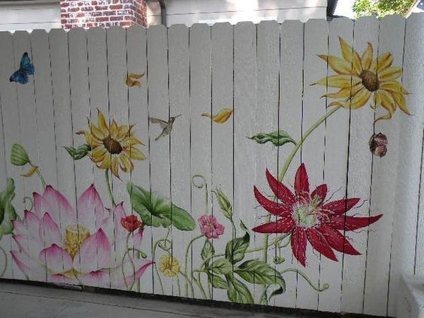 διακόσμηση φράχτη1