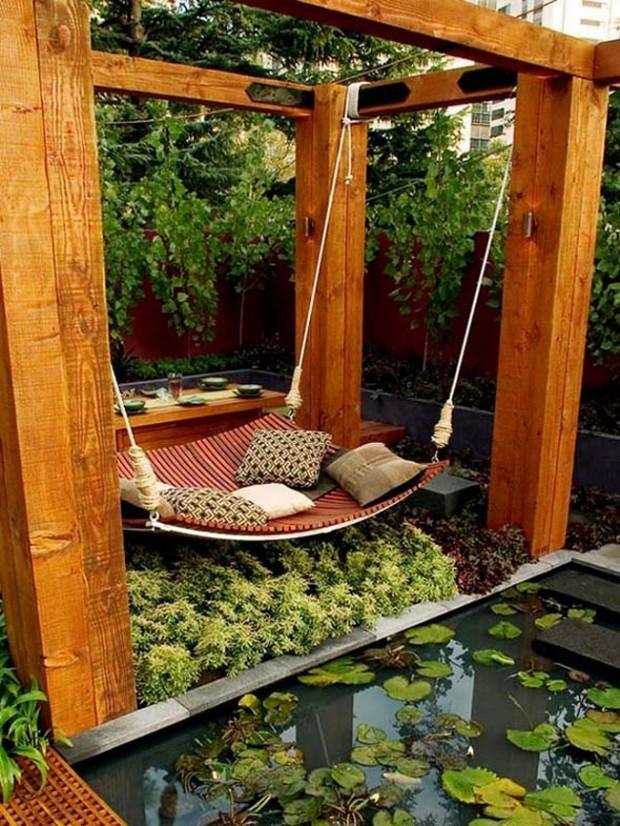 ησυχαστήριο στον κήπο σας1