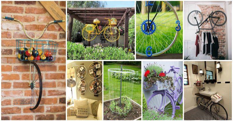 ιδέες επαναχρησιμοποίησης ποδηλάτου