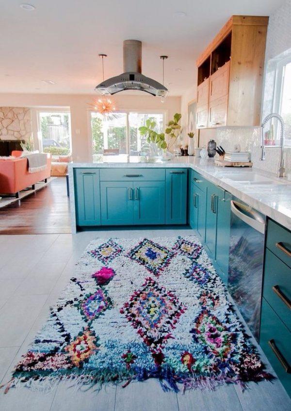 πολύχρωμες κουζίνες11
