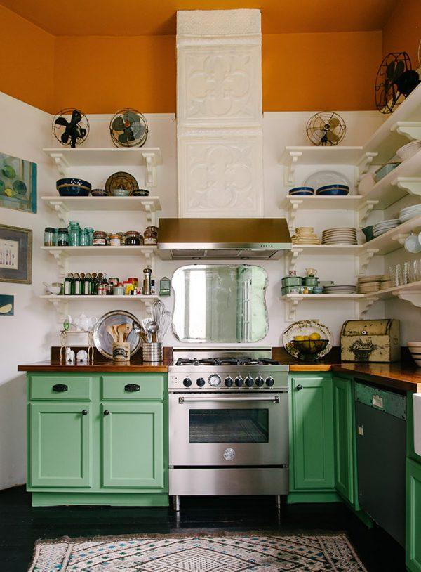 πολύχρωμες κουζίνες12