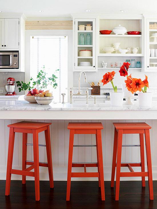 πολύχρωμες κουζίνες14