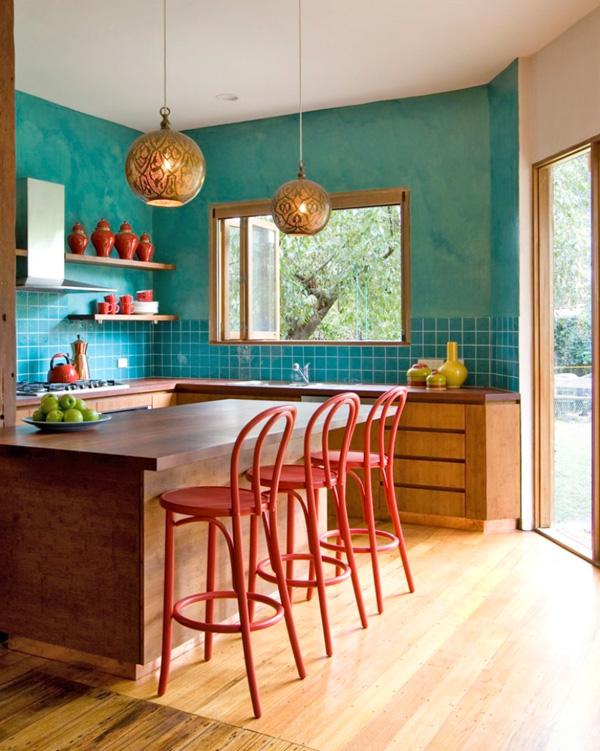 πολύχρωμες κουζίνες15