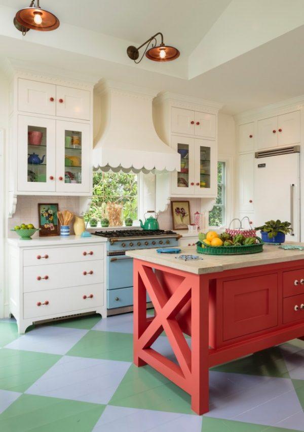 πολύχρωμες κουζίνες8