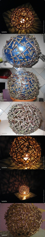 DIY έργα με μπαλόνια9