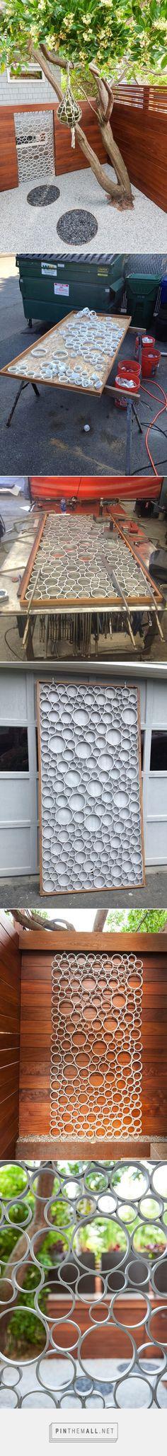 DIY ιδέες από PVC σωλήνες8