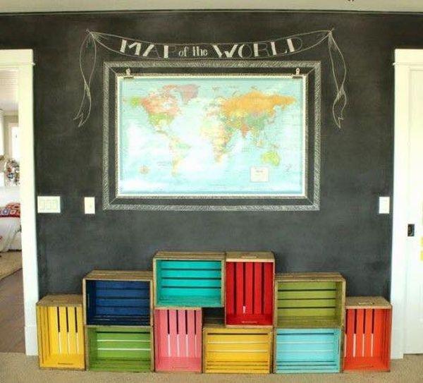 DIY πολύχρωμα ξύλινα καφάσια3