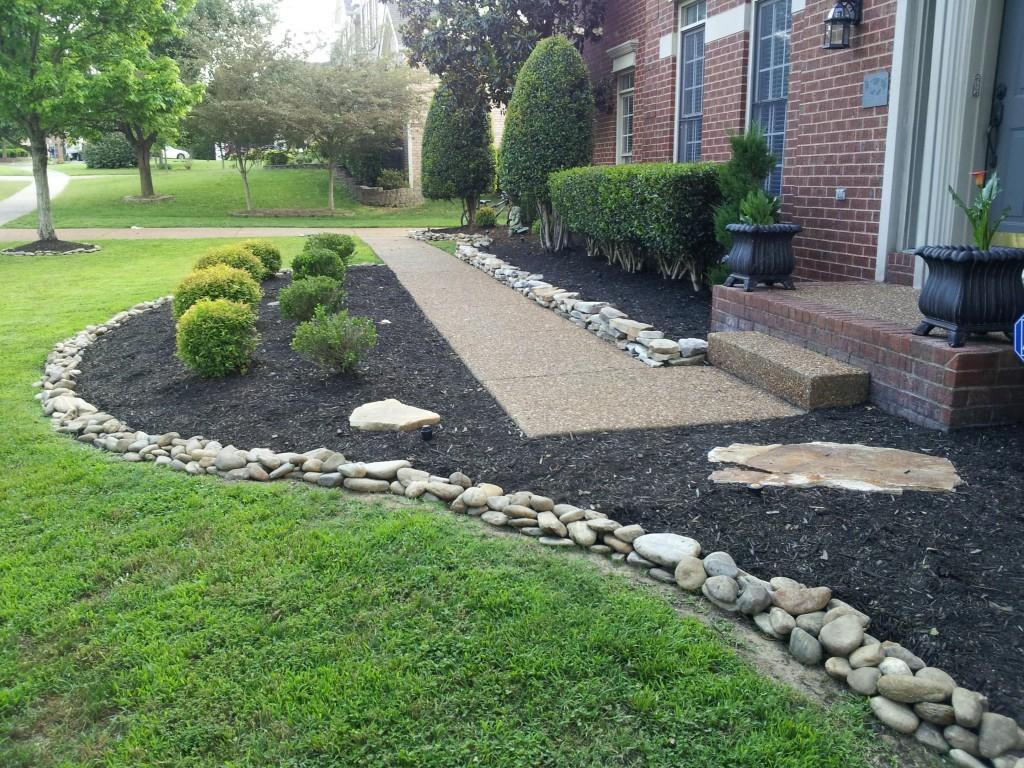 Decor κήπου με πέτρες18