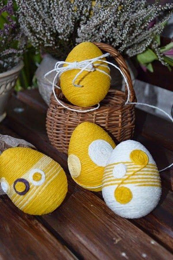 διακοσμητικά αντικείμενα για το Πάσχα1