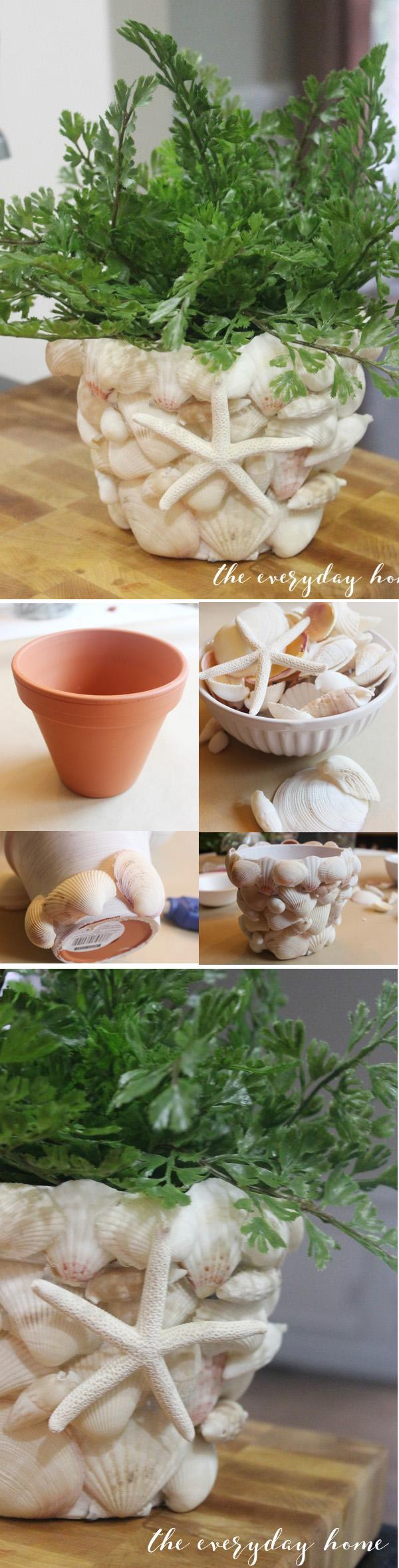 DIY ιδέες με γλάστρες31
