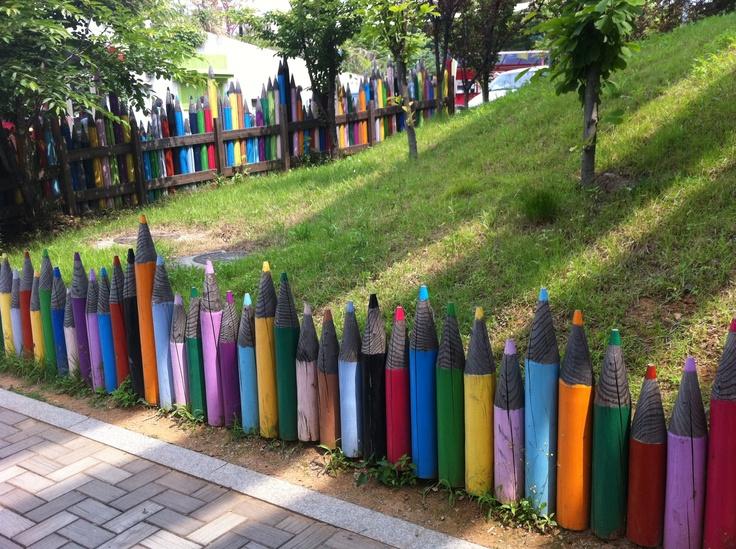 Καλιτεχνικές ιδέες διακόσμησης κήπου2