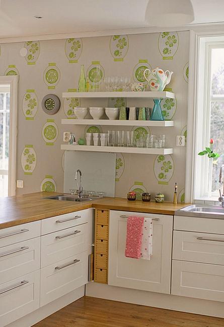 ιδέες για μικρές κουζίνες17