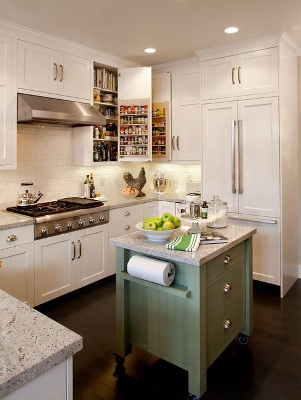 ιδέες για μικρές κουζίνες23