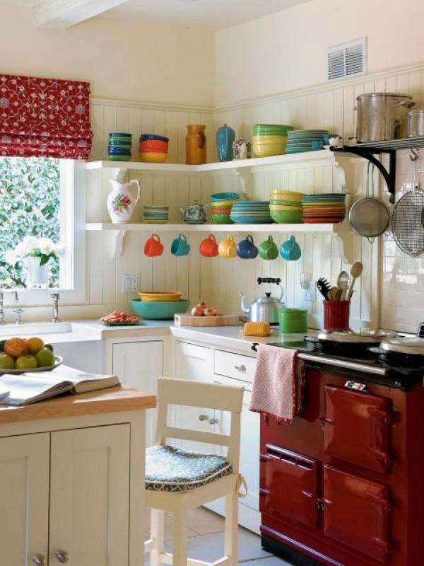 ιδέες για μικρές κουζίνες28