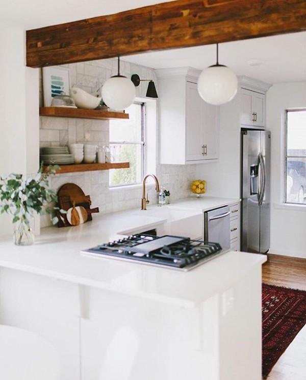 ιδέες για μικρές κουζίνες32