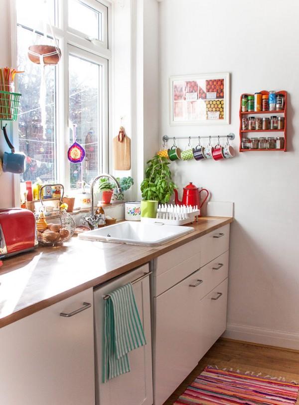 ιδέες για μικρές κουζίνες33