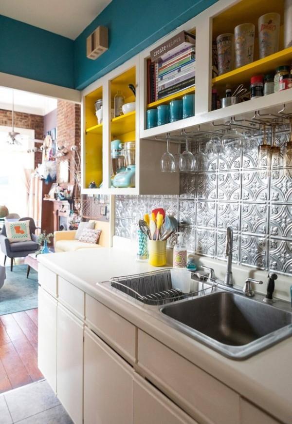 ιδέες για μικρές κουζίνες36