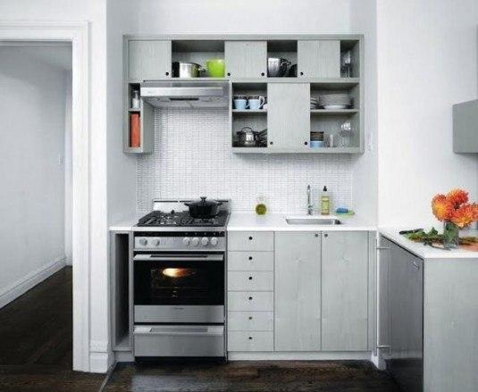ιδέες για μικρές κουζίνες9