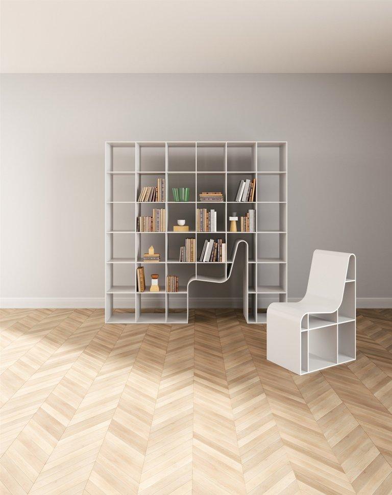 καρέκλα βιβλιοθήκη1