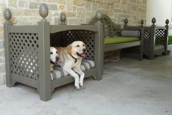 υπαίθρια κρεβάτια σκύλων1