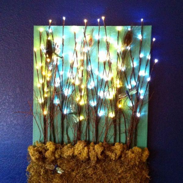 διακοσμήσεις από σειρές led φωτάκια14