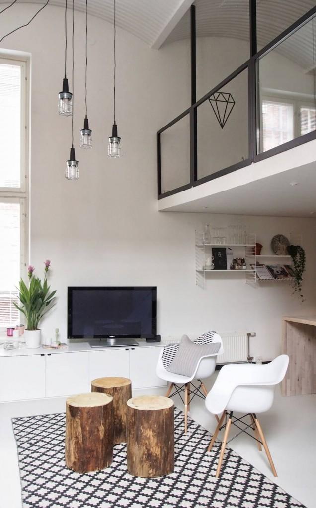μοντέρνο σαλόνι διακόσμηση17