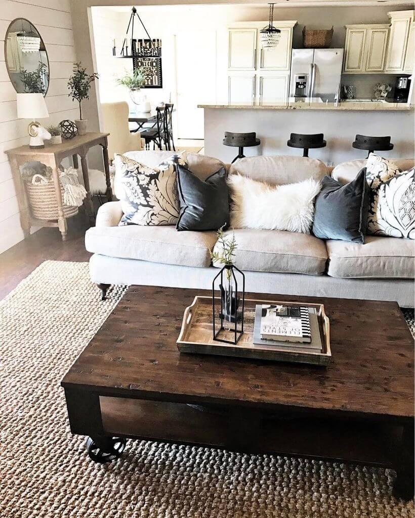 μοντέρνο σαλόνι διακόσμηση3