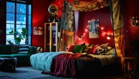 υπνοδωμάτιο μιας στυλίστριας1