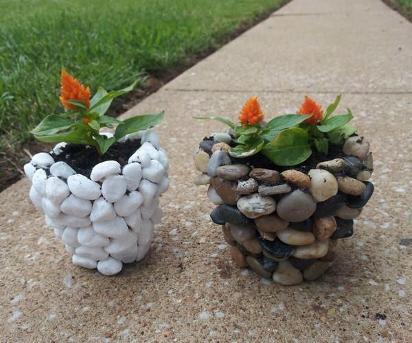 DIY ιδέες από βότσαλα15