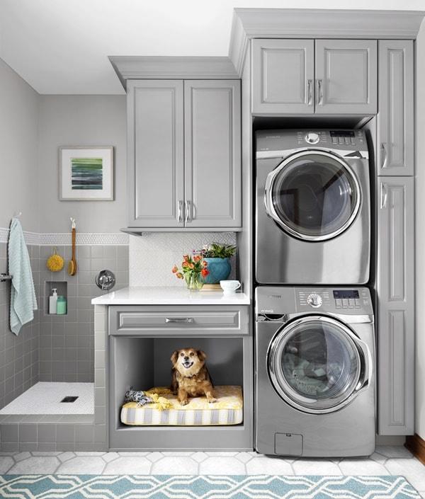 Δωμάτιο πλυντηρίου λειτουργικές ιδέες12
