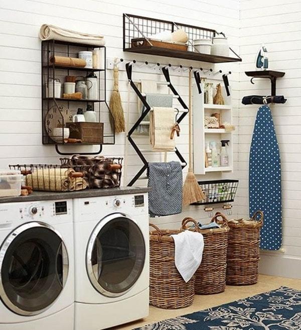Δωμάτιο πλυντηρίου λειτουργικές ιδέες3
