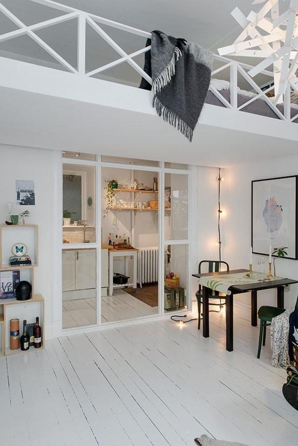 διακόσμηση τύπου loft13