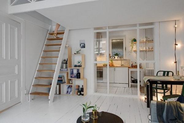 διακόσμηση τύπου loft14