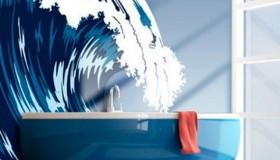 μπάνια εμπνευσμένα από τη θάλασσα12